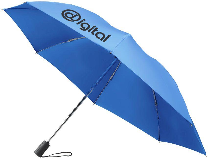 "23"" 3-Section Auto Open Reversible Umbrella"