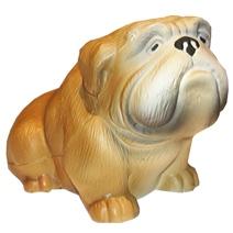 Bulldog Stress Toy