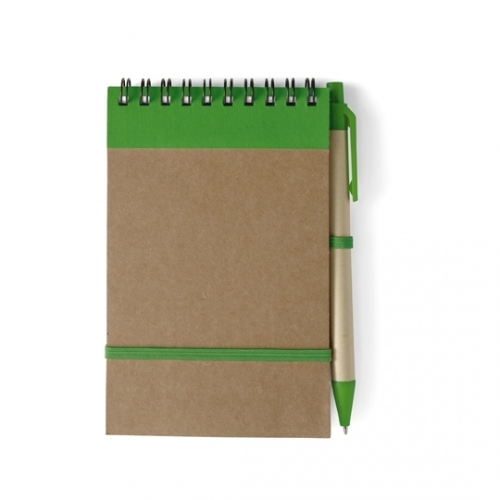 Wire Bound Note Book