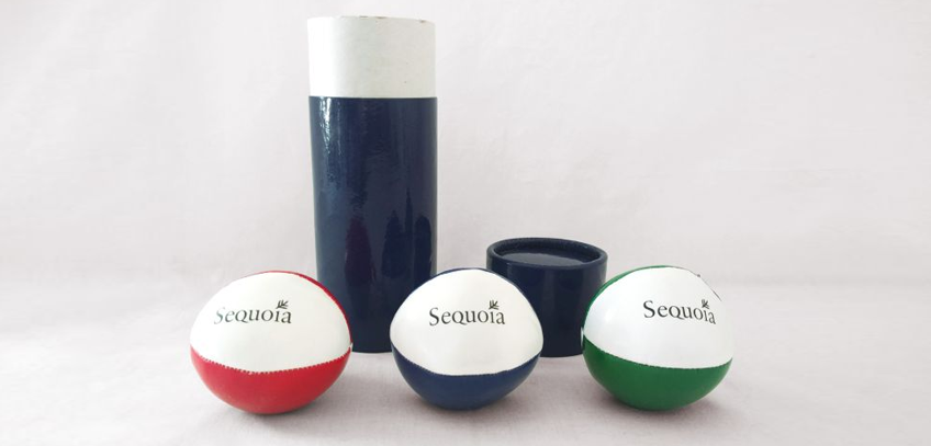 Printed Juggling Balls