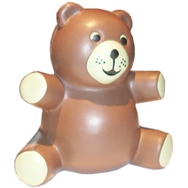 Cute Bear Stress Toy