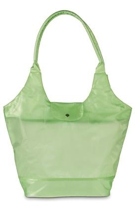 Frosted Shoulder Bag