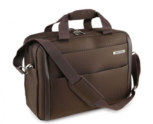 Executive Stripe Business Briefcase