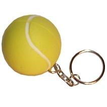 Tennis Ball Keyring Stress Toy