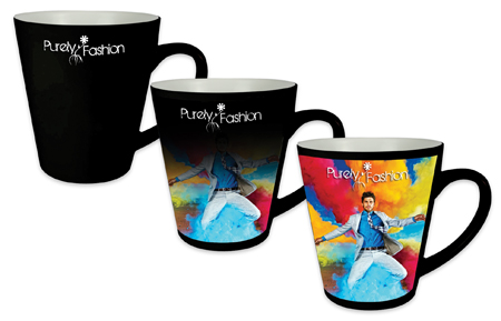 WOW Colour Change Deco Mug