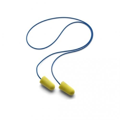 Ear Plugs In Plastic Case