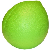 Lime Stress Toy