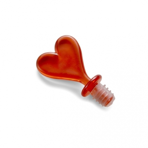 Heart Shaped Bottle Stopper