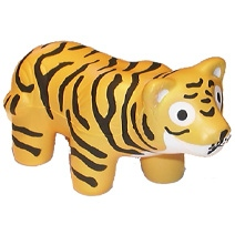 Tiger Stress Toy