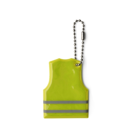 Reflective Vest Key Holder