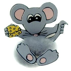 Fun Mouse Logo Bug