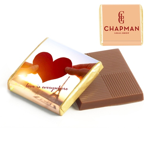 Neapolitan Chocolates for Valentine's Day