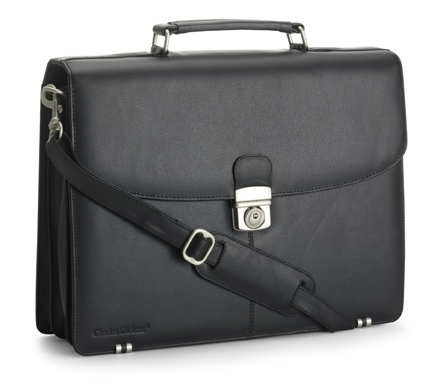 Charles Dickens Briefcase
