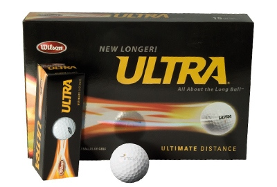 Ultra Ultimate Golf Ball