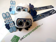 Promotional Logo Bugs Promote a Ski Resort #ByUKCorpGifts