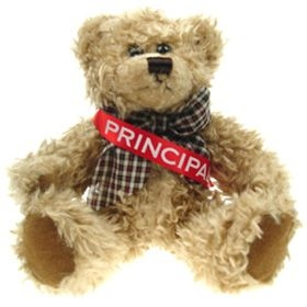 25 cm Windsor Jointed Bear with Sash