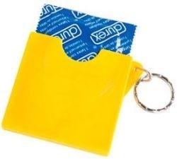 Condom Keyring