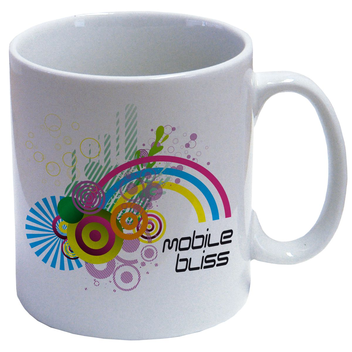 Cambridge Dye Sublimation Mug Uk Corporate Gifts