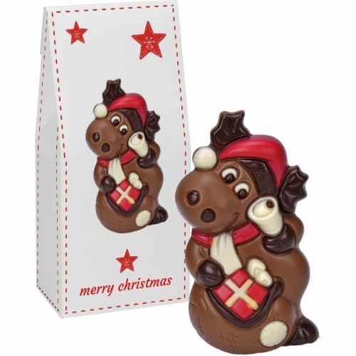 Chocolate Rudolph in a Box