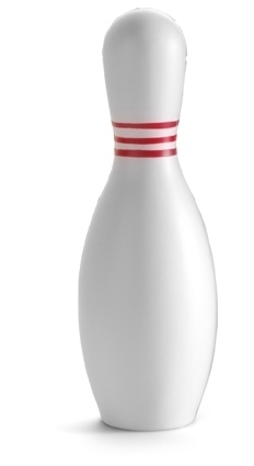 Anti Stress Bowling Pin
