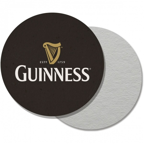 Beer Mat - Round or Square