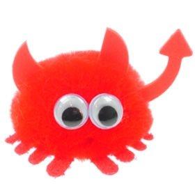 Devil Logo Bug
