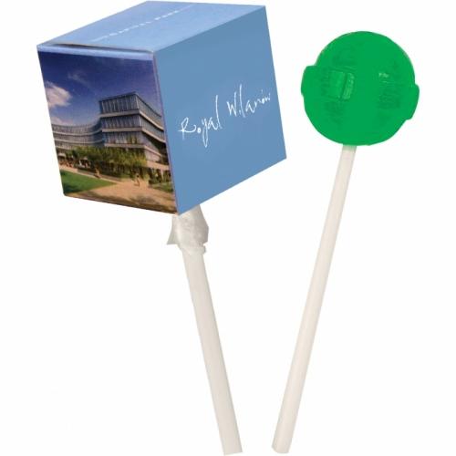 Lollipop in a Cube
