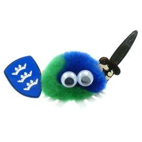 Sword & Shield Handy Logo Bug