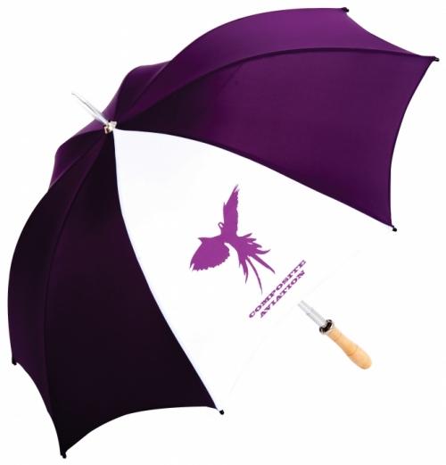 Eclipse Silver Medium Umbrella