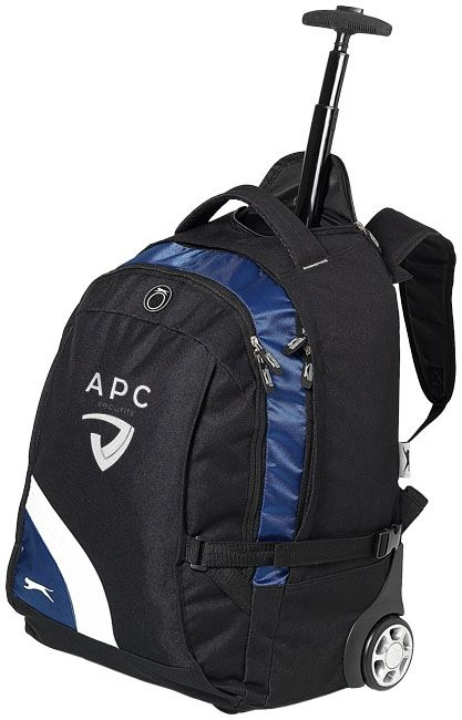 "Wembley 15.5"" Laptop Trolley Backpack"