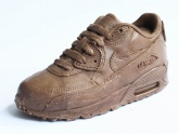 Promotional Chocolate Moulded to Look Exactly like a Nike Trainer #CleverPromoGifts