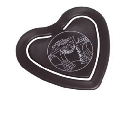 Paperclip Heart Medium