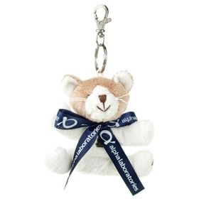 11 cm Keychain Gang - Cat with Bow