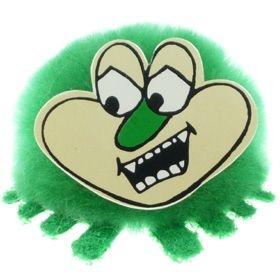Budget Logo Bug Angry