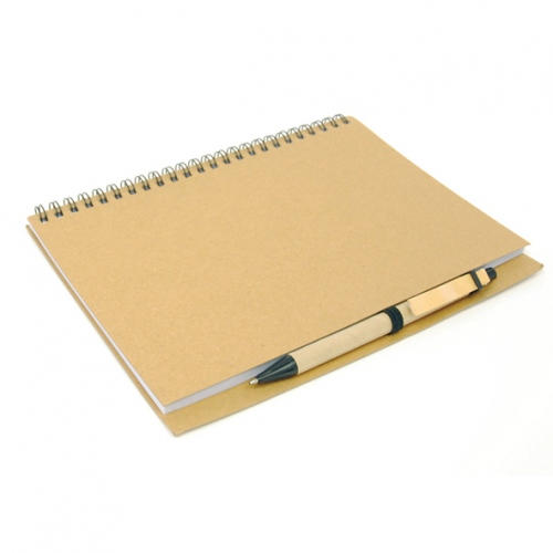 A5 Recycled Intimo Notepad