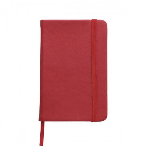 A6 Notebook With Soft Cover