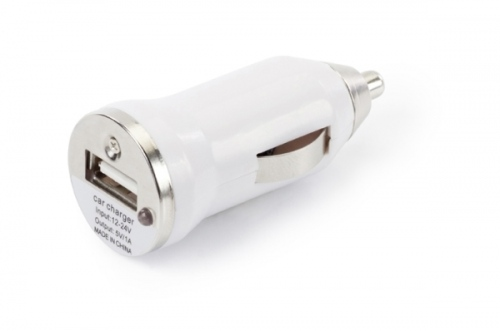 Plastic Car Power Adapter