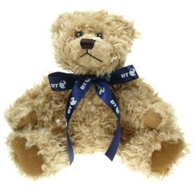 25 cm Windsor Jointed Bear with Bow