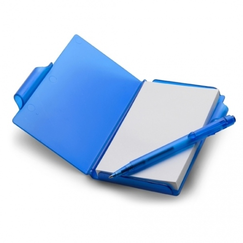 A7 Plastic Note Book With Pen