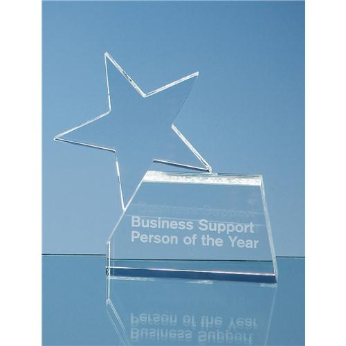 14cm Optic Single Rising Star Award
