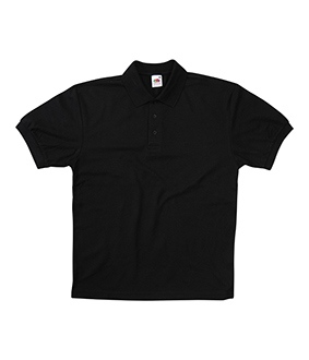 Fruit of the Loom Heavyweight Polo