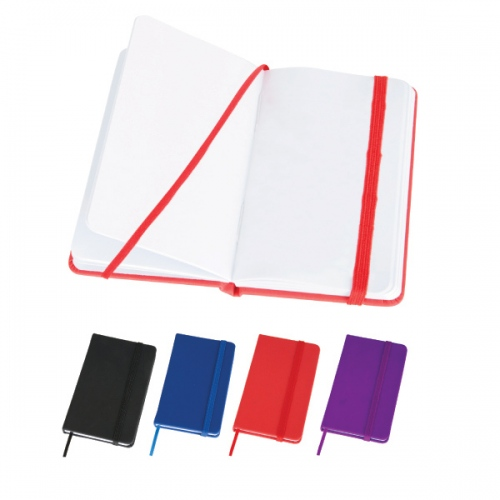 Soft Feel Small Notebook