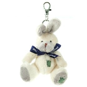11 cm Keychain Gang - Rabbit with Bow