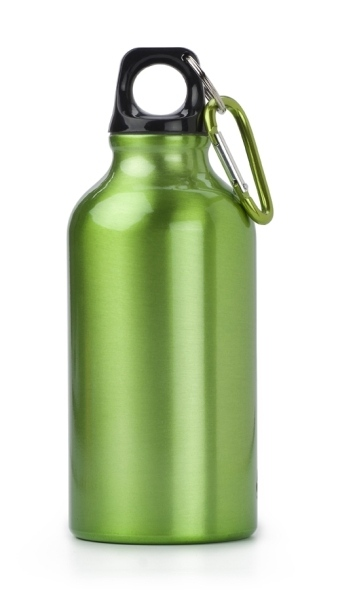 400ml Alu Water Bottle