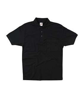 Fruit of The Loom Pocket Polo
