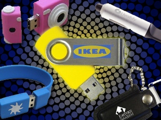 Promotional USB Flash Drives: 5 Things to Consider When Choosing One