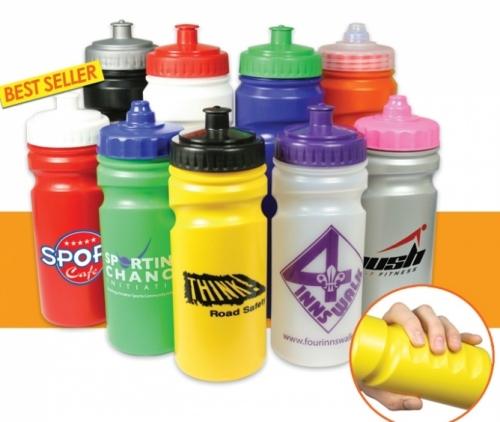 Grip Sports Bottle - Three Sizes