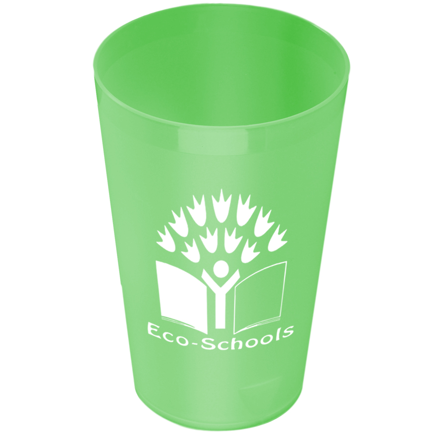 Plastic Beaker 300 Ml Uk Corporate Gifts