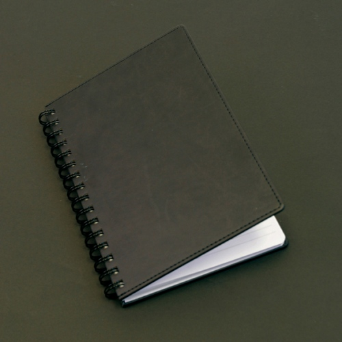 A4 Polyurethane Rush Note Pads