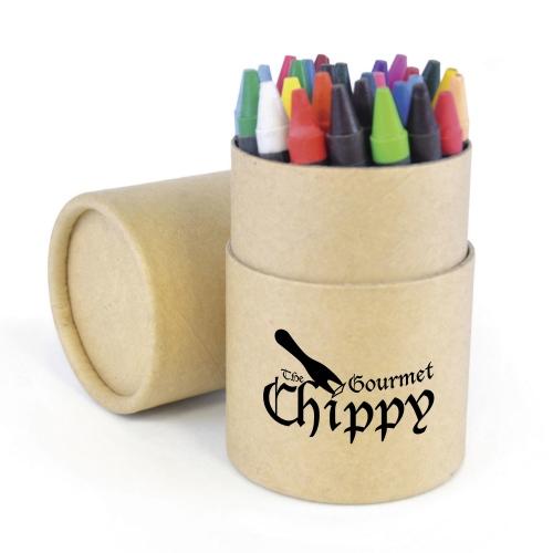 Darwen Crayon Set